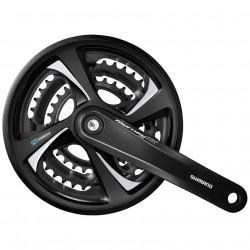 Angrenaj Pedalier Shimano Tourney TX FC-TX801